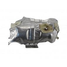 Hitteschild turbo, Cooper S en JCW, Gebruikt, Mini F54, F55, F56, F57, F60, bj 2014-heden, ond.nr. 11657618369