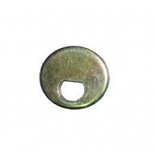 Excentrische ring, origineel, draagarm achteras, Volvo S40, V40, ond.nr. 30873185