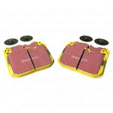 Performance remblokken, voor, EBC Yellowstuff, Mini F54, F55, F56, F57, F60, JCW, ond.nr. 34106860020