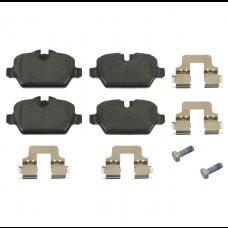 Remblokkenset, OE-Kwaliteit, Mini R60, R61, bj 2010-2016, ond.nr. 34219808172, 34219804739