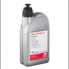 Versnellingsbakolie Handgeschakeld, 1 Liter, 75W GL-4, OE-Kwaliteit, Universeel