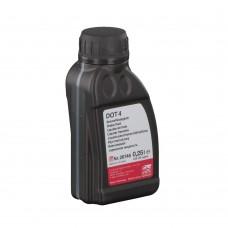 DOT 4 remvloeistof, OE-Kwaliteit, 0,25L verpakking