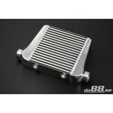 do88 Intercooler, Universeel, 280x300x76mm, 2.5 inch aansluitingen
