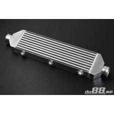 do88 Intercooler, Universeel, 520x155x65mm, 2.5 inch aansluitingen