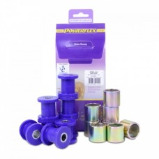 Powerflex draagarm set, achter, Mini R50, R52, R53, R55, R56, R57, R58, R59, R60, R61